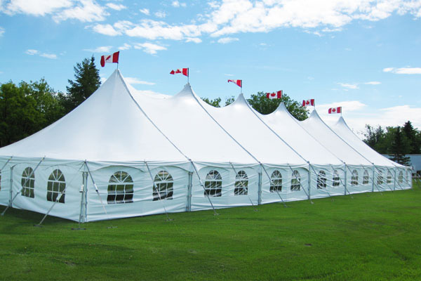 pole tents & Party Tent Rentals Wedding Canopy Tent Rentals - Edmonton Alberta ...