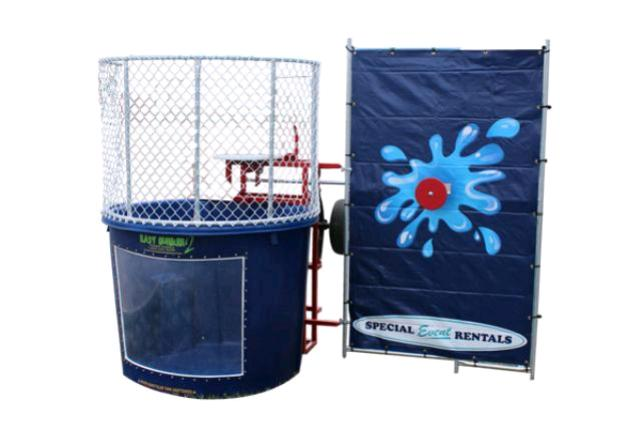 Rent Blue Dunk Tank Miscellaneous Rentals In Edmonton