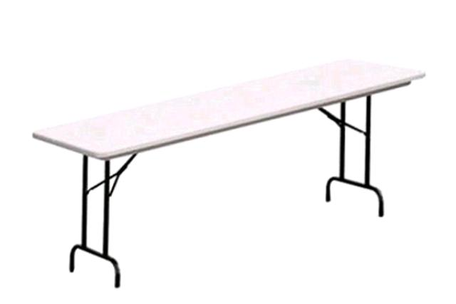Rent 6x18 Plastic Classroom Table Tables Rentals In