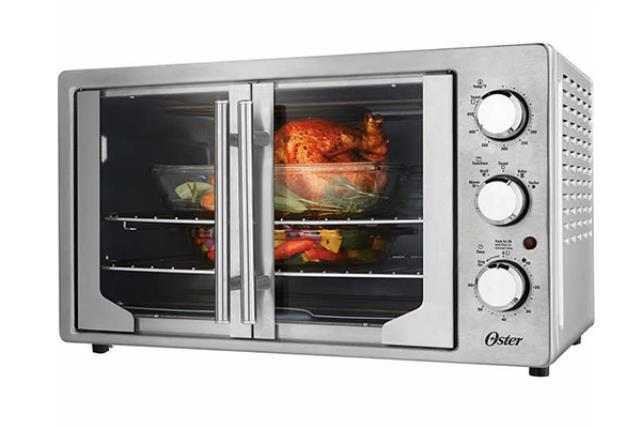 1500 Watt Countertop French Door Oven