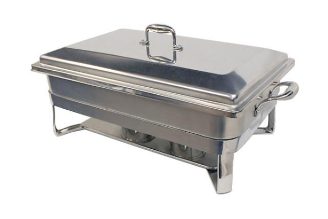 Value Chafing Dish Kit