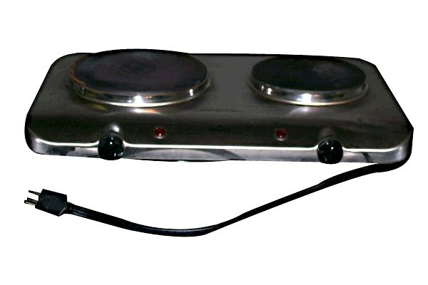 1500 Watts Double Electric Burner