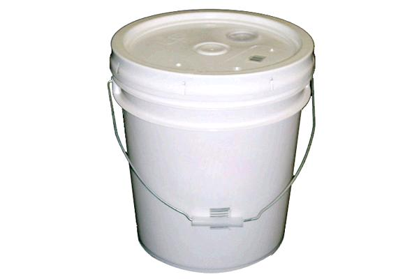 5 Gal Pail With Lid