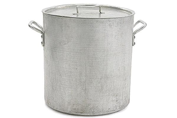 80 Quart Stock Pot With Steamer Insert