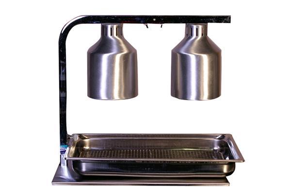 Stainless Steel Heat Lamp
