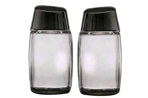 Clear Salt/pepper Shaker