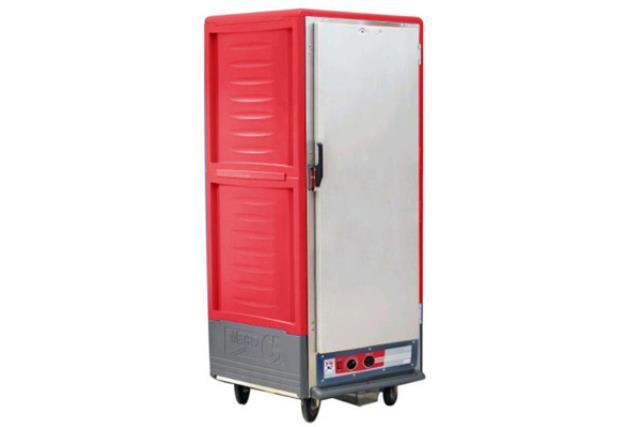Warming Cabinet, Metro Red