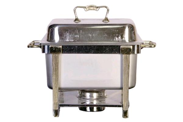 Half Size Fancy Chafing Dish