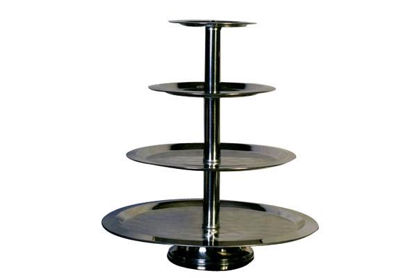 4-tier Modern Tray