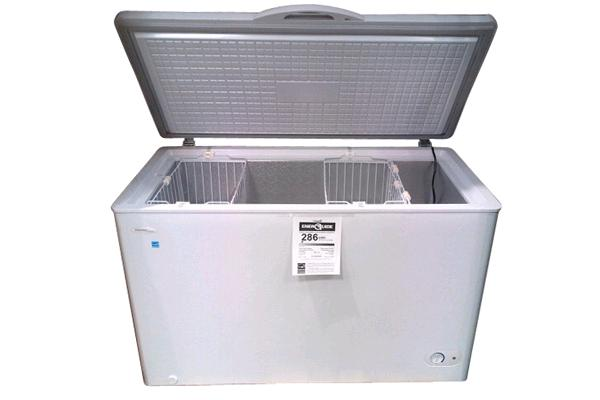 10.2 Cubic Feet Chest Freezer