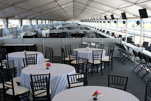 12M WIDE CLEARSPAN TENTS
