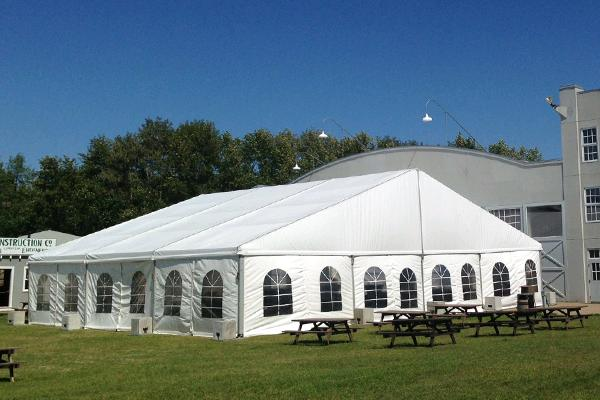18M WIDE CLEARSPAN TENTS