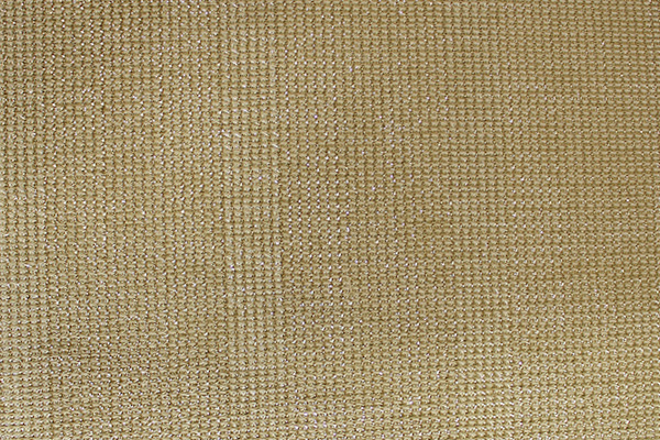 GOLD ELECTRIC WEAVE LINEN