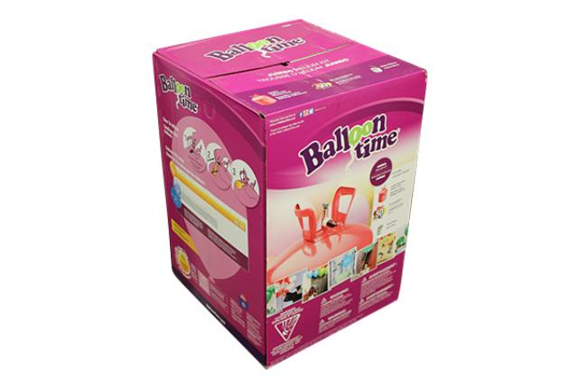 HELIUM KIT WITH 50 BALLOONS & RIBBONS
