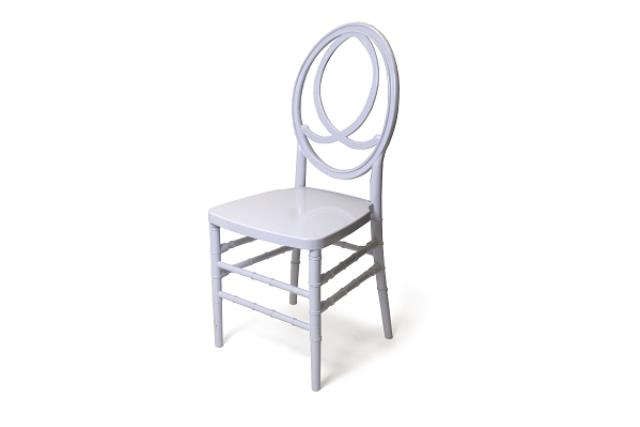 WHITE PHOENIX CHAIR