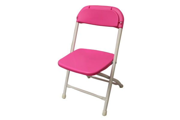 PINK CHILDRENS FOLDING CHAIR