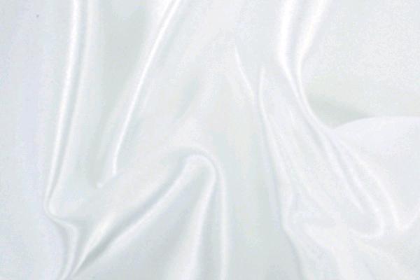 WHITE LAMOUR SATIN LINEN