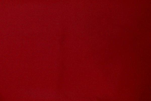 CHERRY RED STANDARD POLY LINEN
