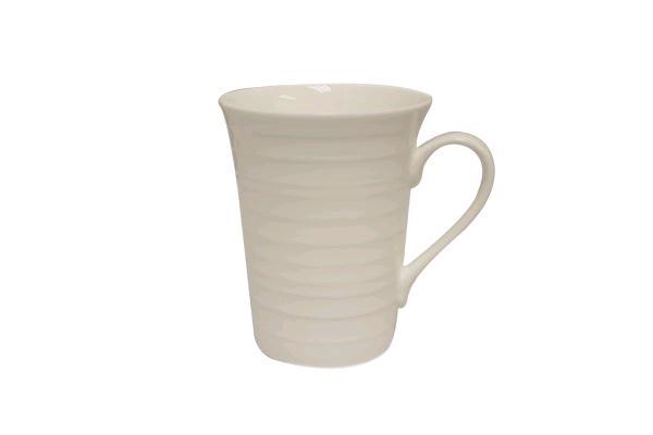 12 OZ ELEGANCE MIKASA COFFEE MUG