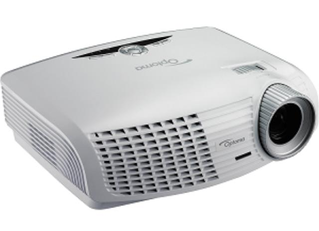 HD-DLP PROJECTOR, OPTOMA (20,000:1 CONTRAST RATIO)