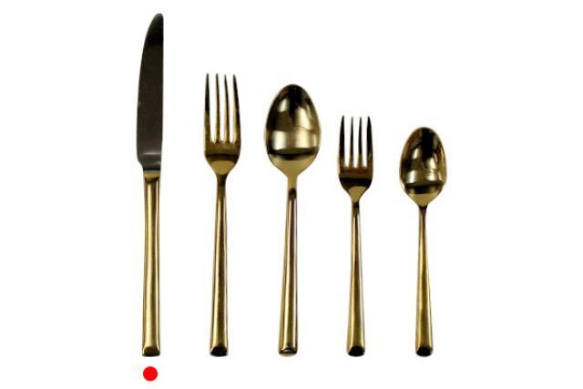 PARKER GOLD, TABLE KNIFE