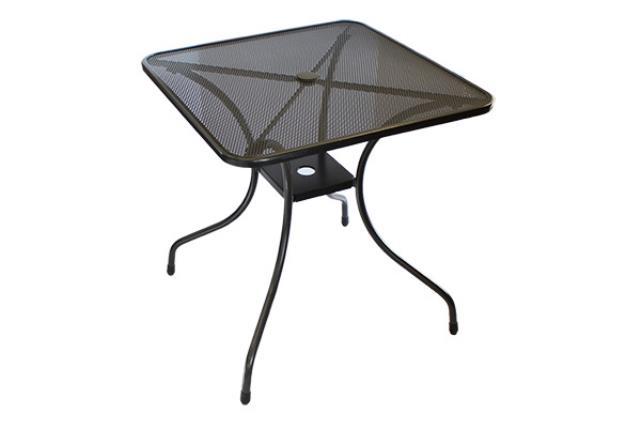 MESH PATIO TABLE