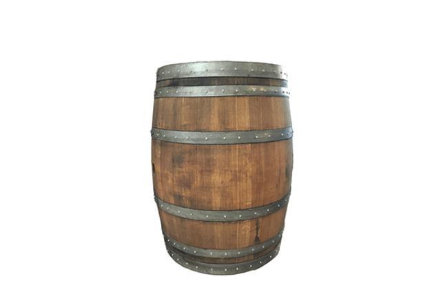 NATURAL WOOD WINE BARREL 35