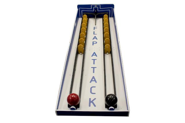 FLAP ATTACK TABLETOP CARNIVAL GAME