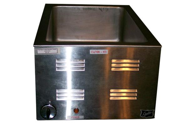 110 VOLTS ELECTRIC FULL SIZE CHAFER