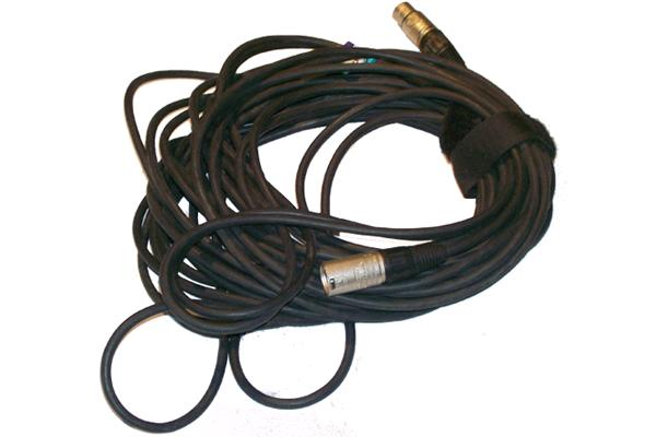 MICROPHONE, CABLE 50'