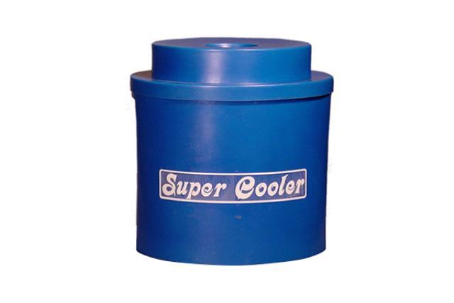 BLUE SUPER COOLER