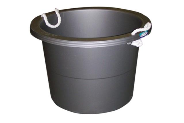18 GALLON GREY BEER TUB