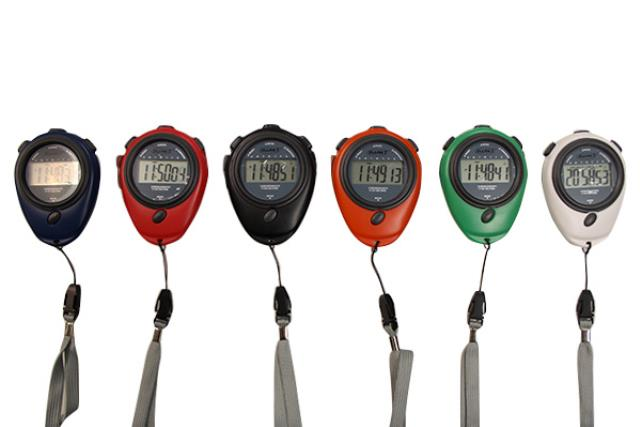 ASSORTED COLORS MARK 1 STOPWATCH