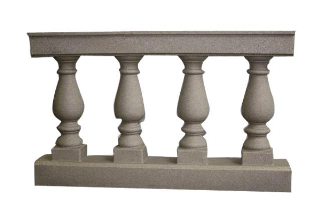 GRANITE BALUSTRADE