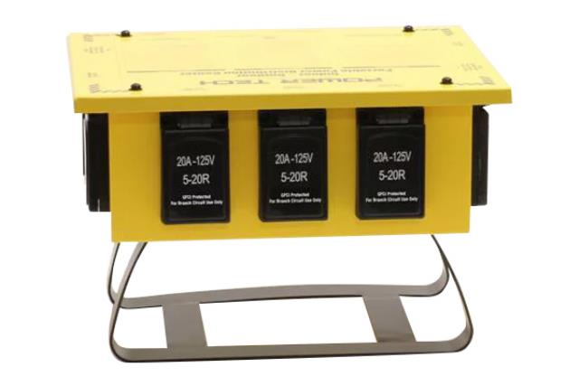 50 AMP FEED 11 OUTLET POWER BOX