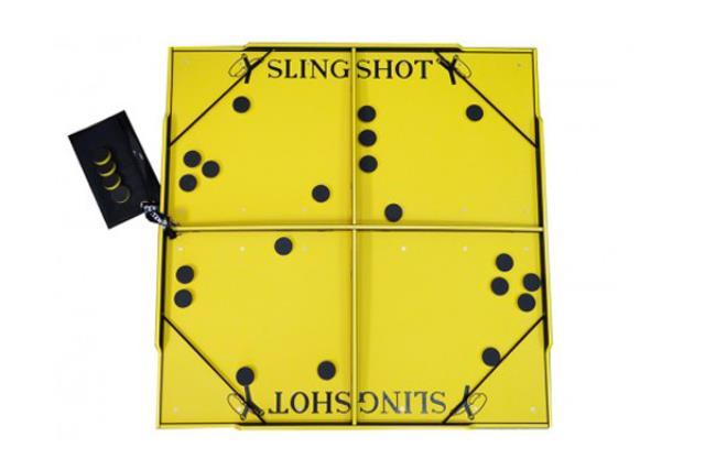 SLINGSHOT CARNIVAL GAME