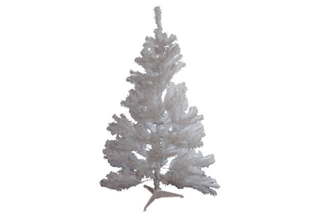 5' WHITE CHRISTMAS TREE