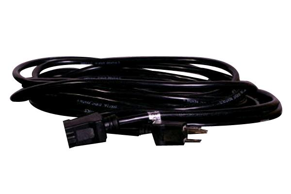 25' BLACK EXTENSION CORD