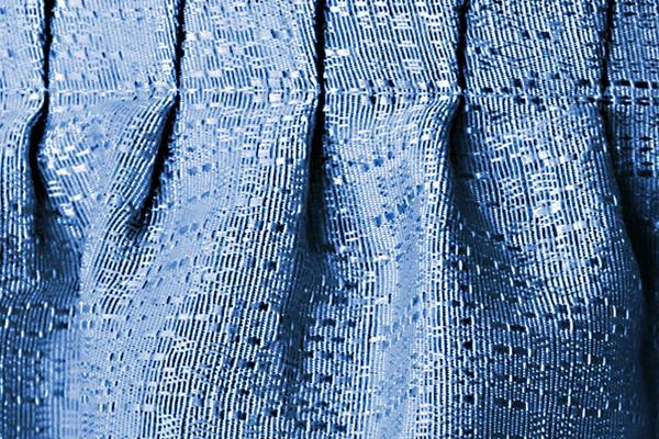 FEDERAL BLUE BANJO TABLESKIRT