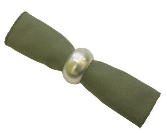 ARMY GREEN SIGNATURE NAPKIN