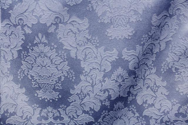 FEDERAL BLUE DAMASK NAPKIN