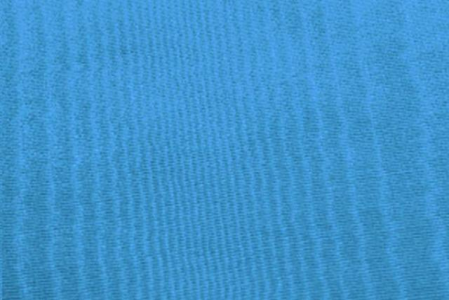 GROTTO BLUE MOIRE NAPKIN