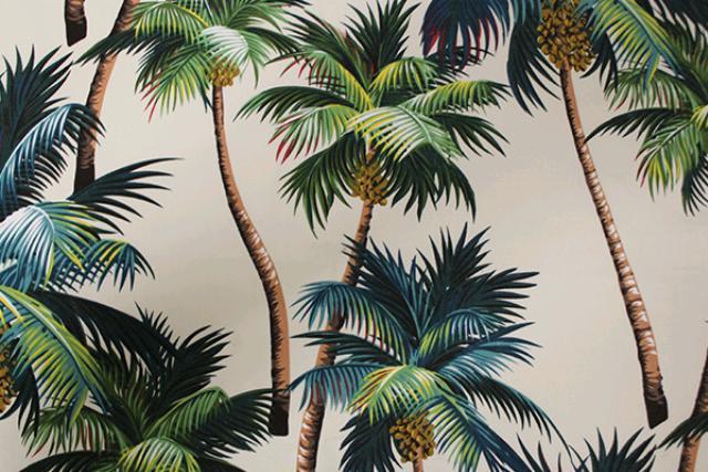 PALM TREES NAPKIN