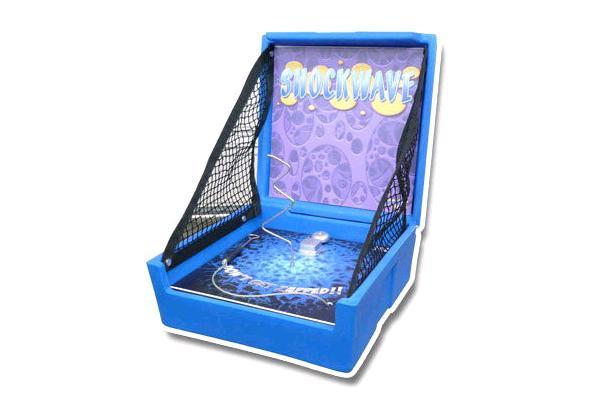 SHOCKWAVE SKILL TEST GAME