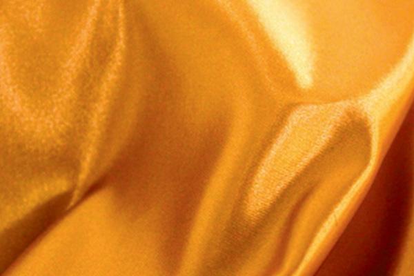 GOLD SHALIMAR SATIN LINEN