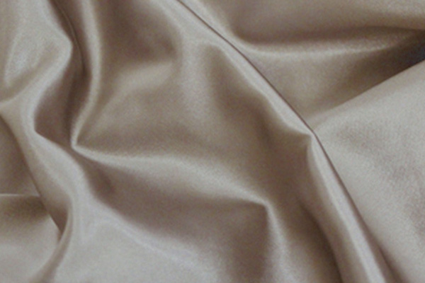 PEWTER SATIN LINEN