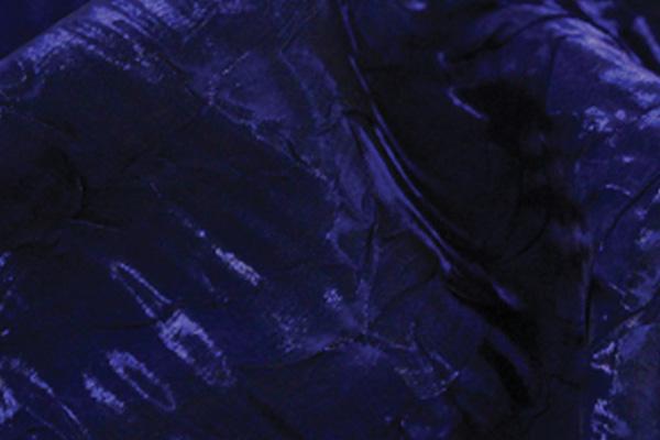 ROYAL-BLACK DAZZLE LINEN