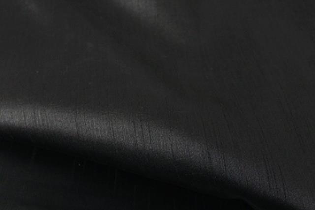 SOLID BLACK NOVA LINEN