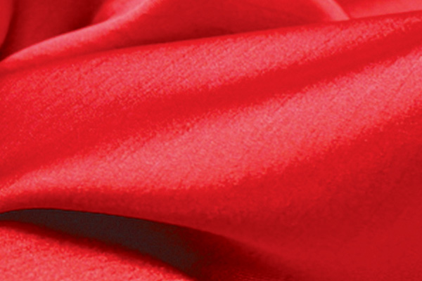 HOLIDAY RED MAJESTIC LINEN