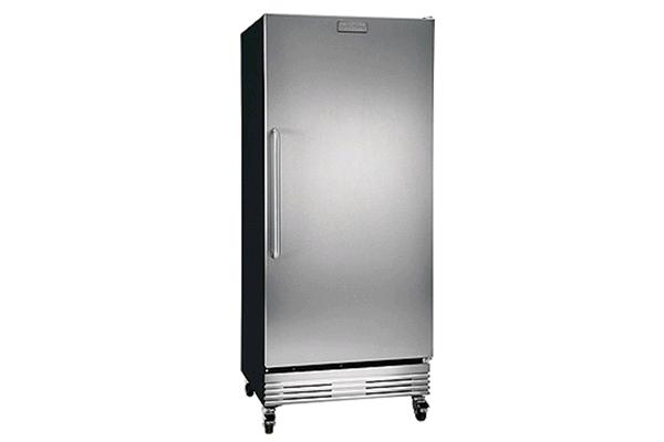 Rent 19 5 Cubic Feet Stainless Commercial Fridge
